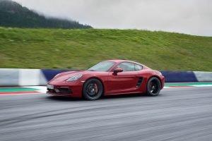 Neuvorstellung: Porsche Cayman 718 GTS & Boxster 718 GTS