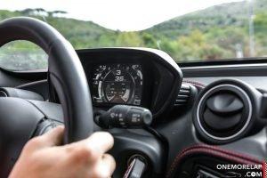 Alfa 4C Spider: Test & Fahrbericht
