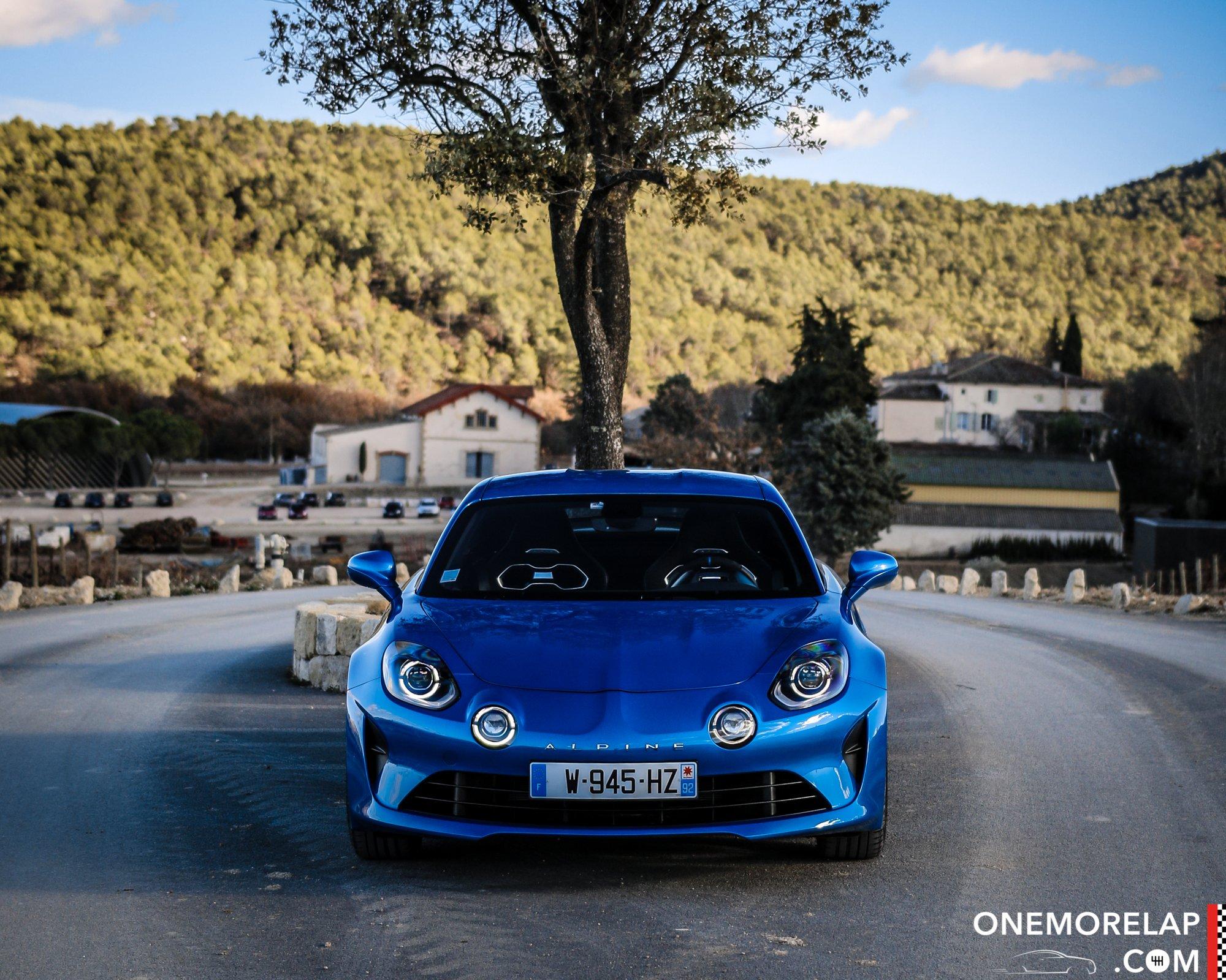 Alpine A110 Première Édition