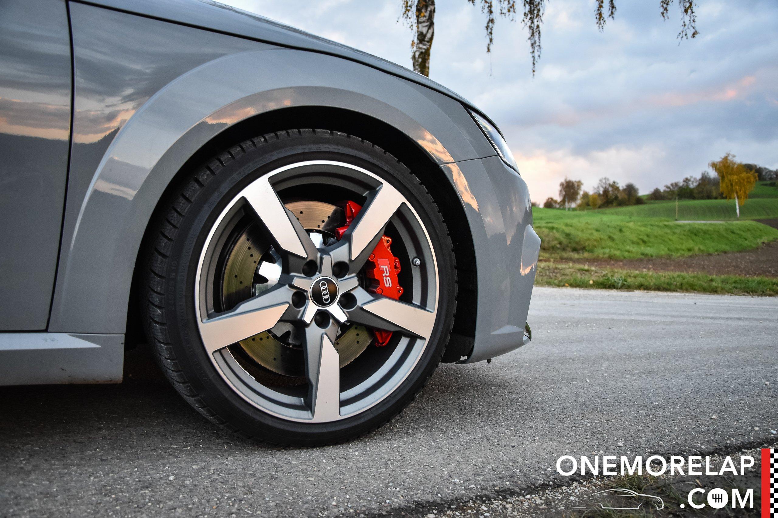 Audi TT RS 2017 - Test / Fahrbericht
