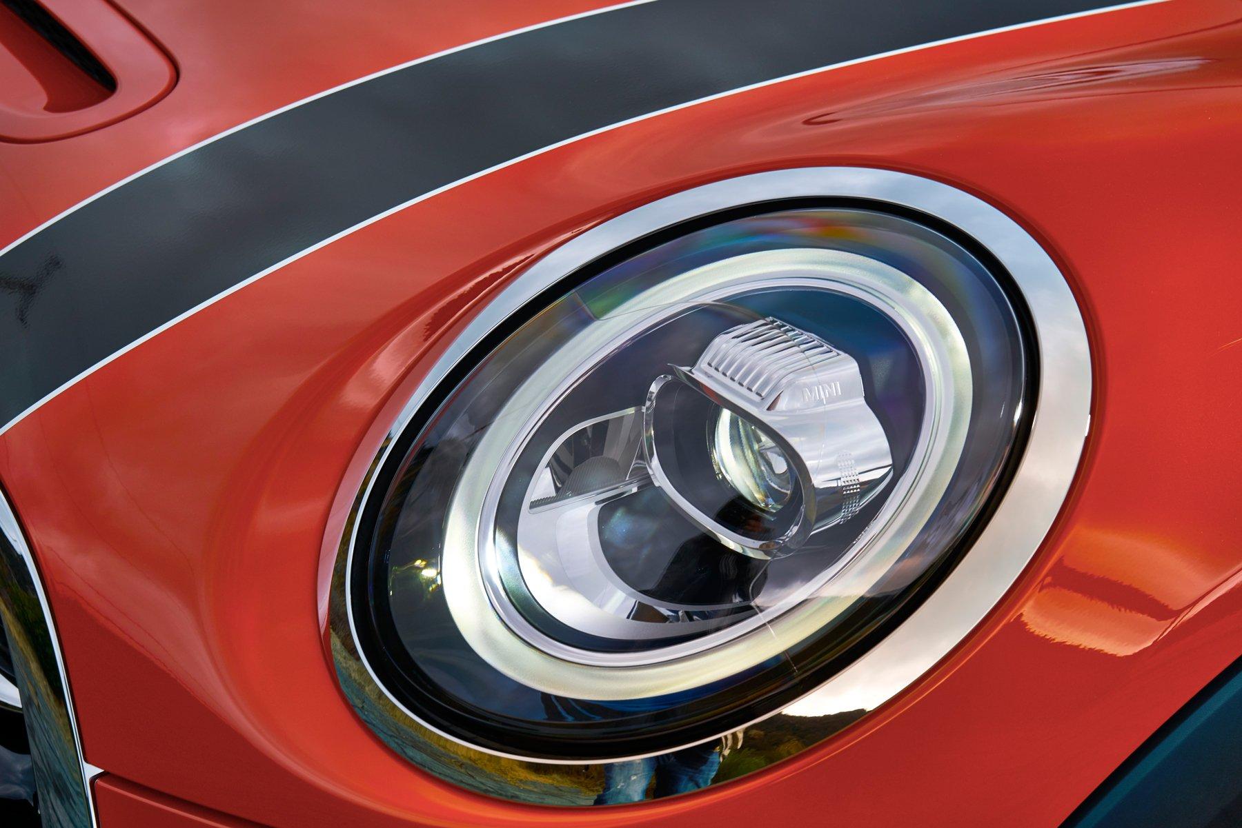 MINI F56 Facelift mit Union Jack Rückleuchten & weiteren Neuigkeiten