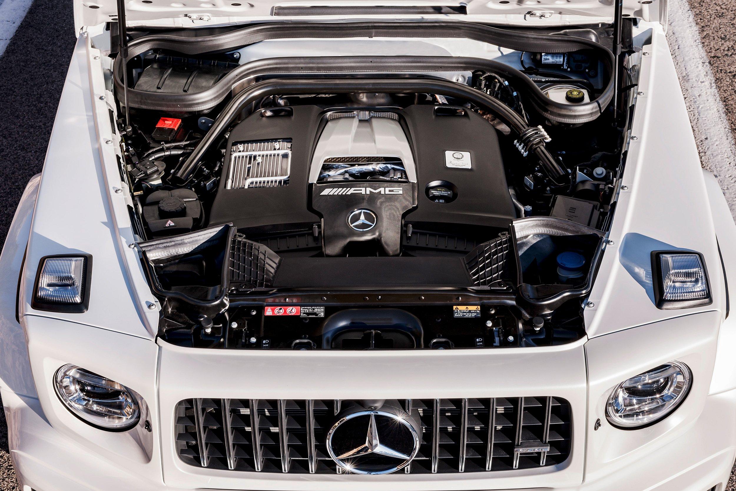 Neuvorstellung: Mercedes-AMG G 63 2018