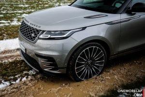 Fahrbericht: Range Rover Velar D300 First Edition