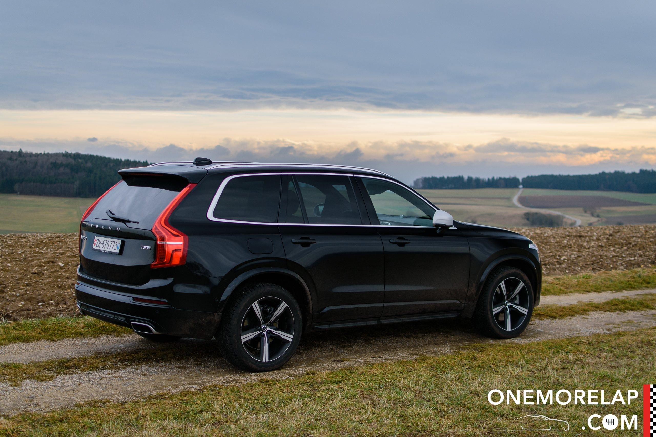 Fahrbericht: Volvo XC90 T8 Twin Engine