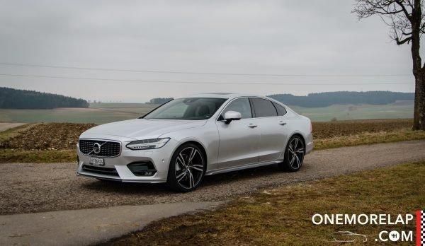 Fahrbericht: Volvo S90 T6 R-Design