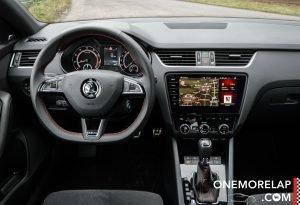 Fahrbericht: Skoda Octavia RS 245 Limousine