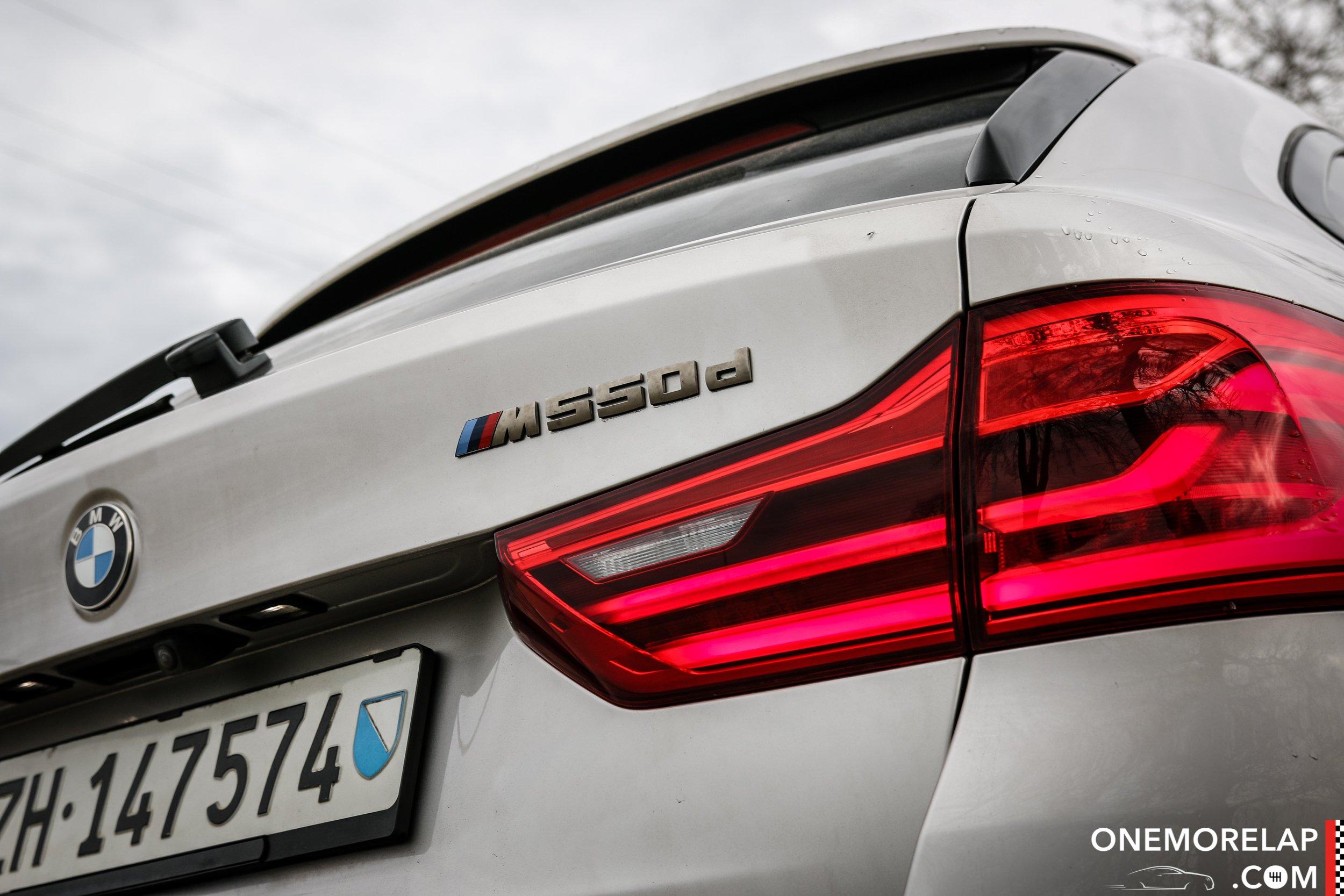 Fahrbericht: BMW M550d Touring 2018 / G31