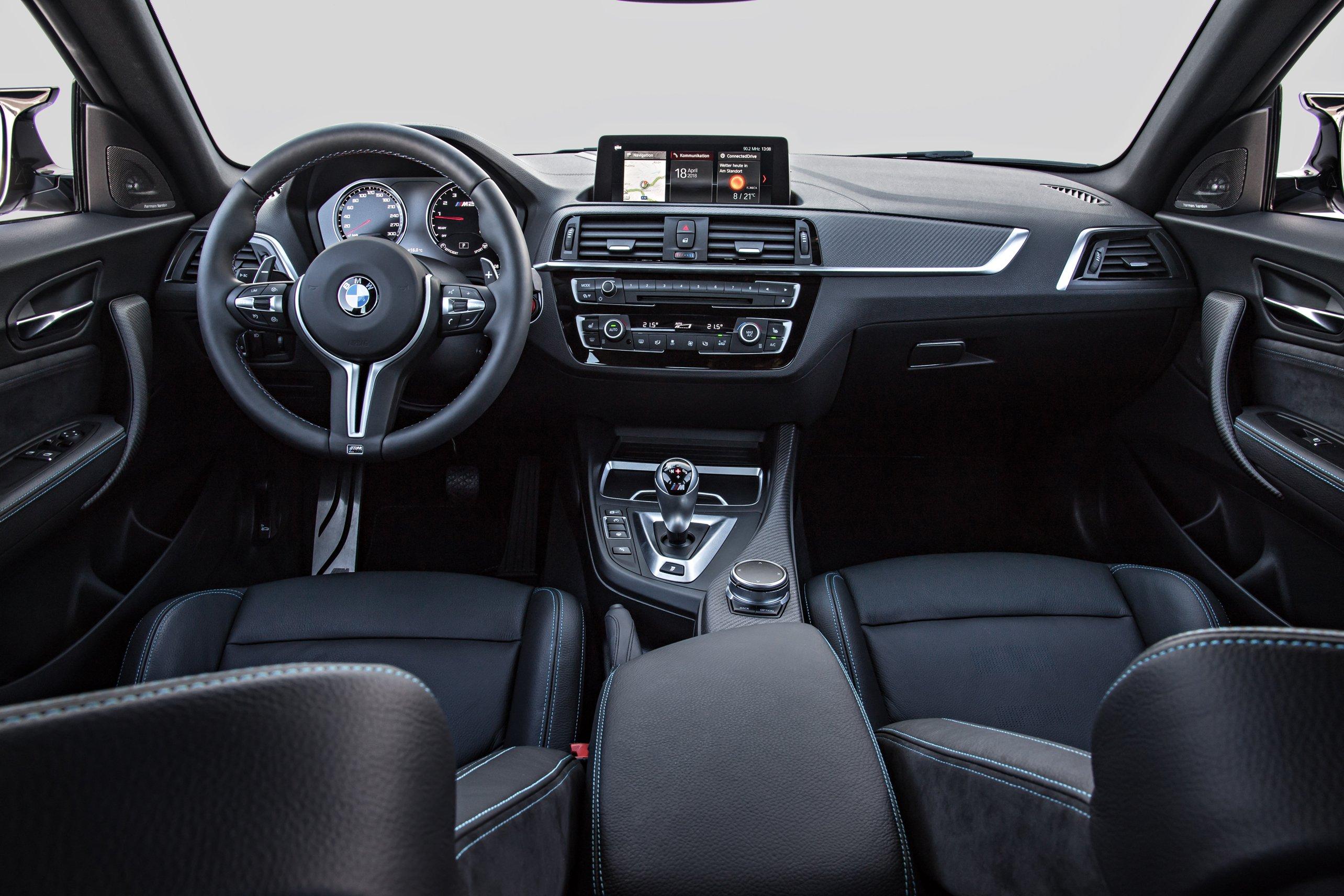 Neuvorstellung: BMW M2 Competition