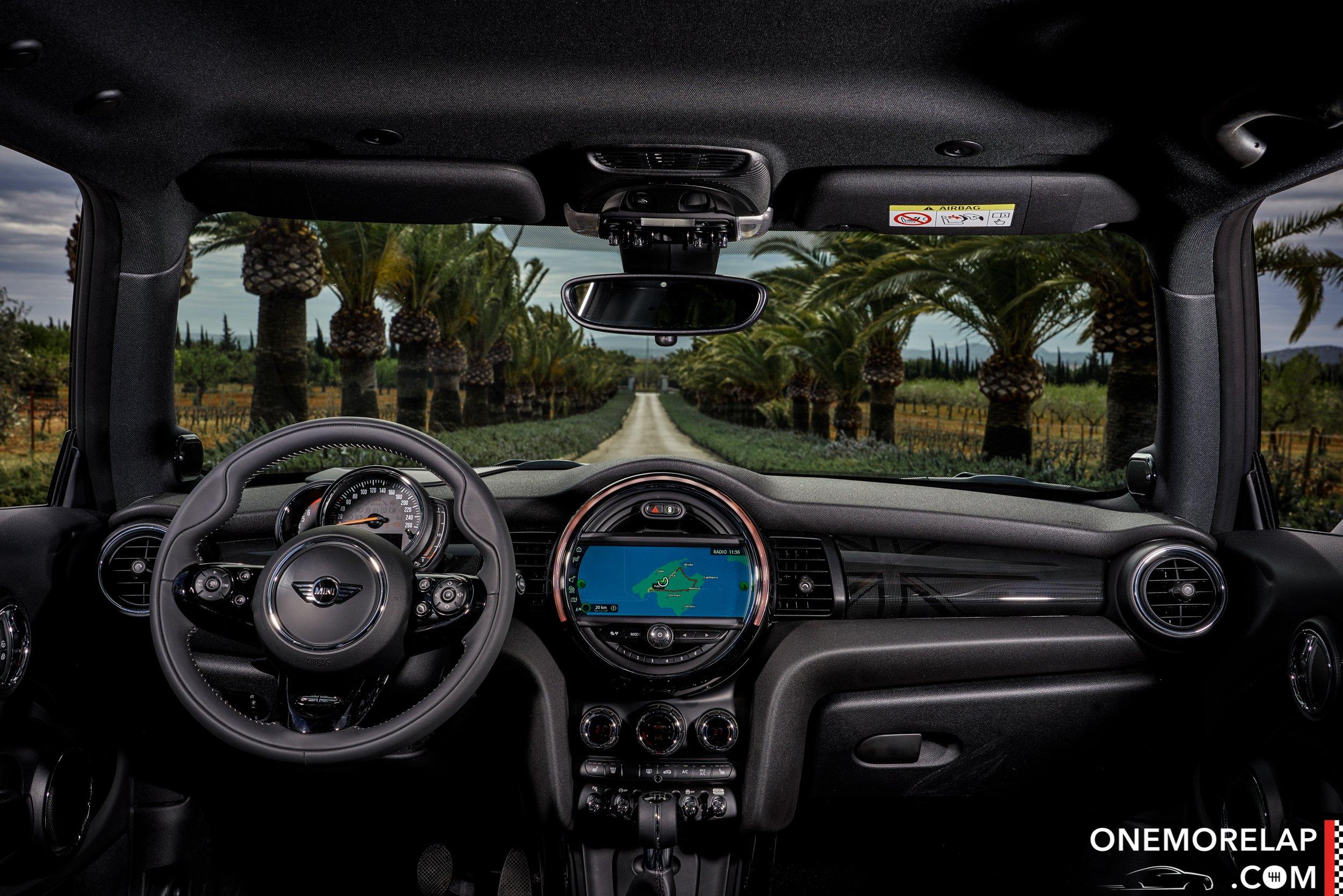 Kurztest: MINI Cooper S F56 mit DKG
