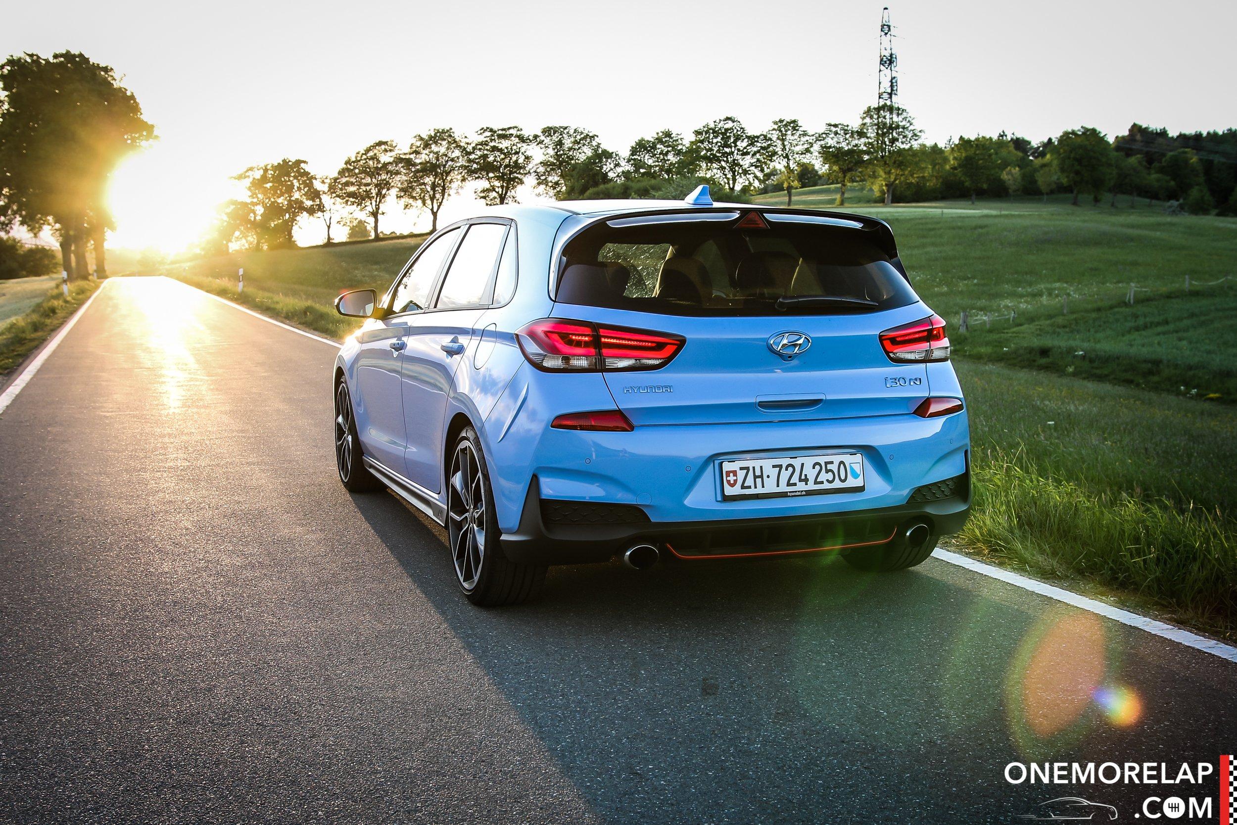 Fahrbericht Hyundai i30 N Performance