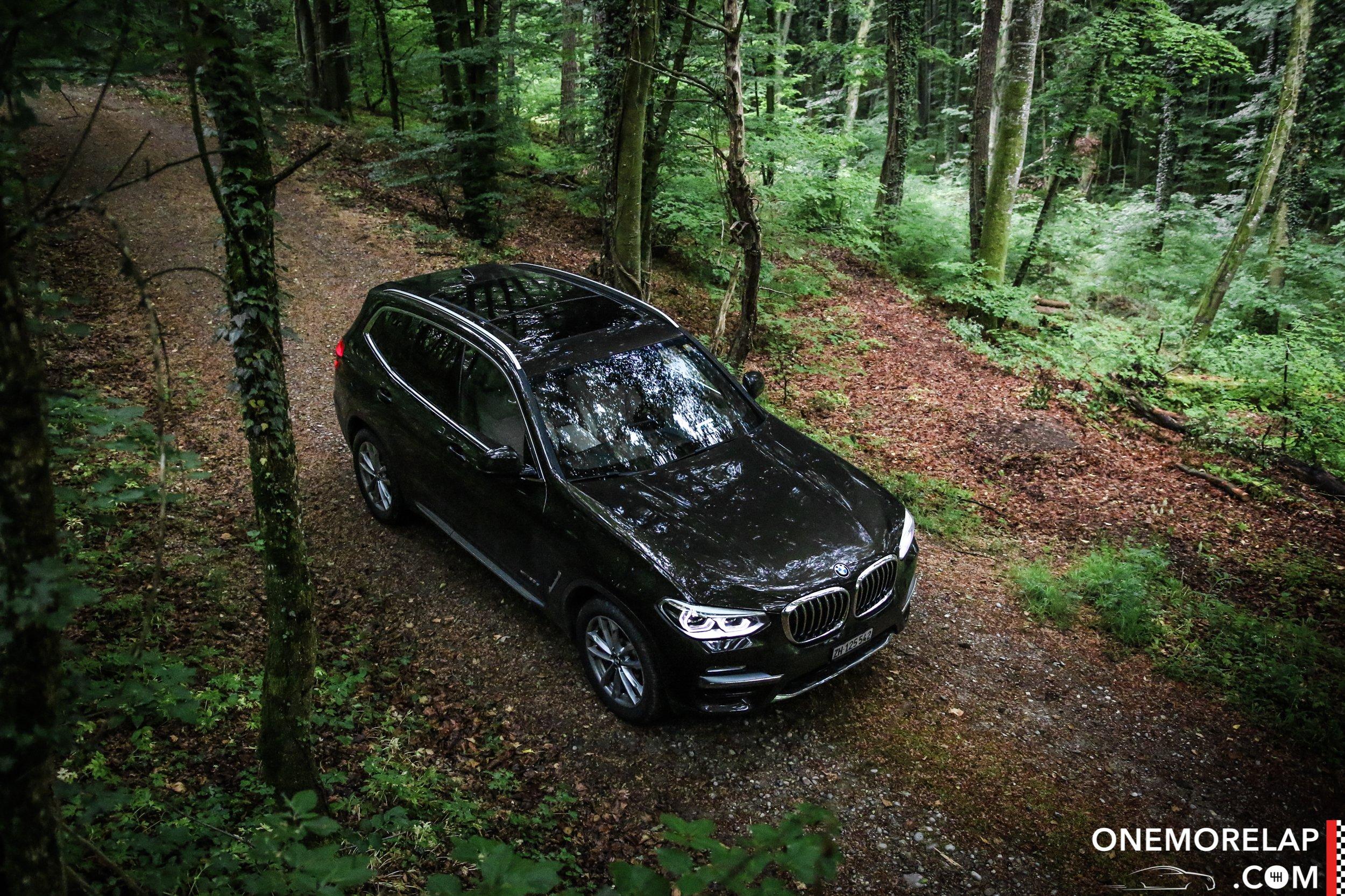 Fahrbericht: BMW X3 30d G01