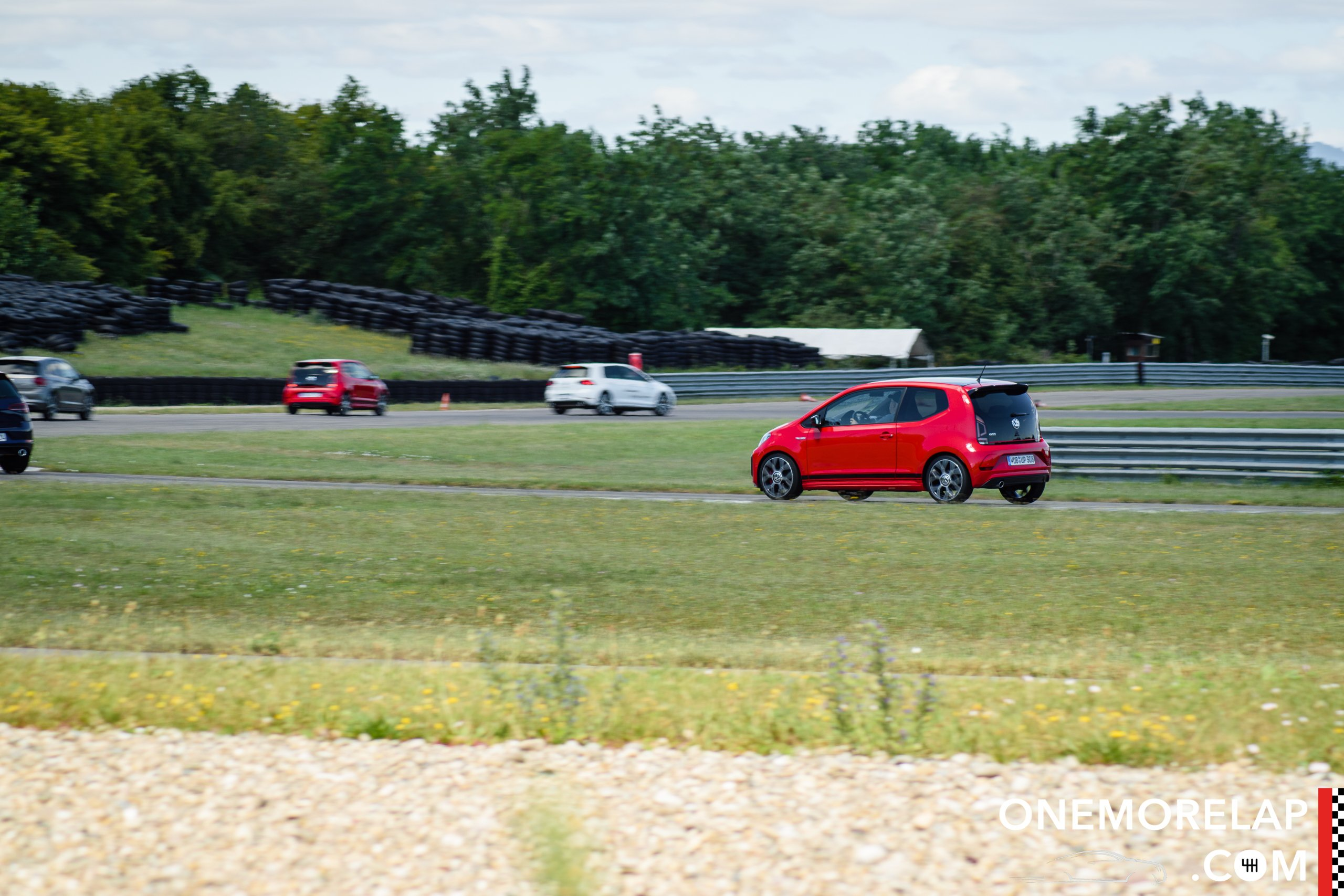 Tracktest: VW Golf VII GTI Performance, Polo VI GTI & UP! GTI