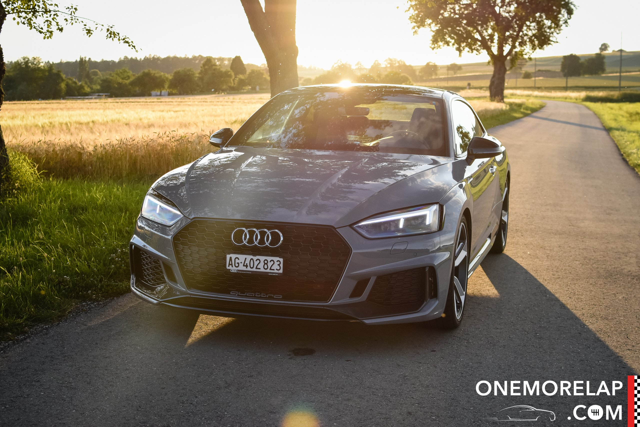 Fahrbericht Audi RS 5 Coupé (2018)