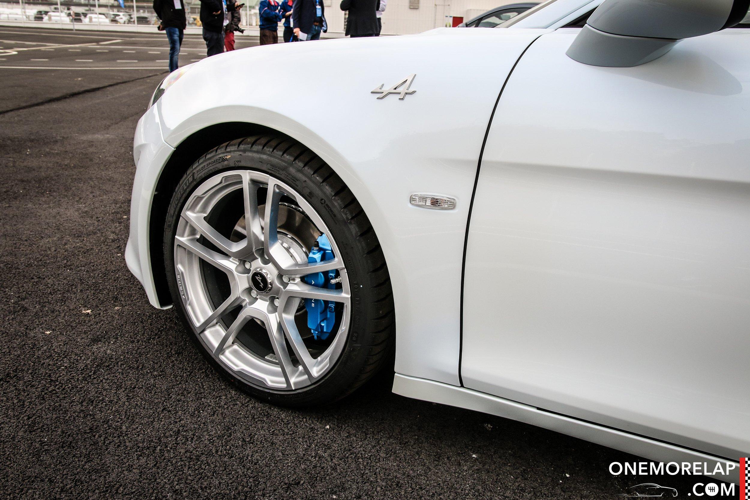 Alpine Werksbesichtigung: Alpine A110 Legend / Pure & Premiere Edition