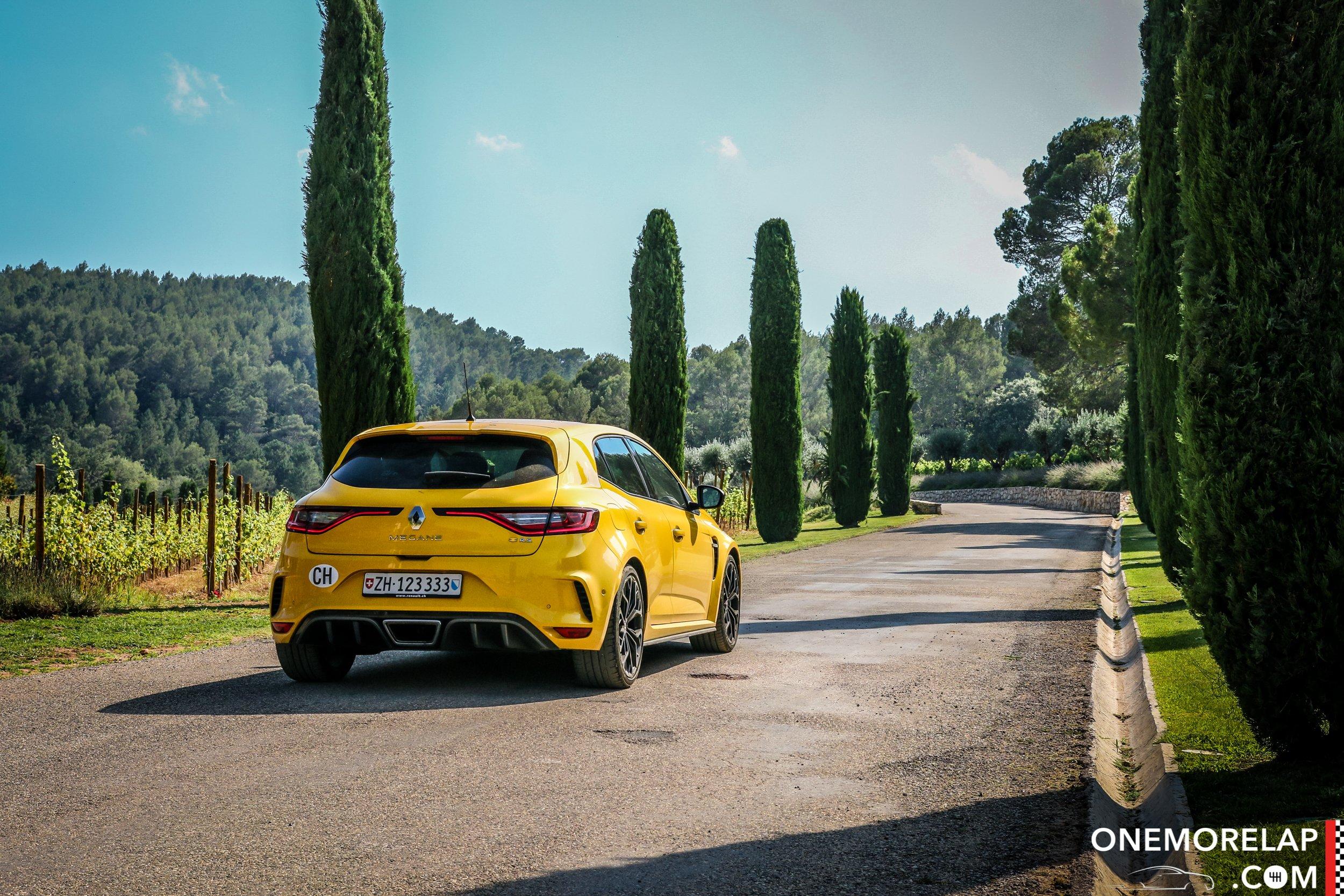 Fahrbericht: Renault Mégane R.S. 280 EDC in Südfrankreich