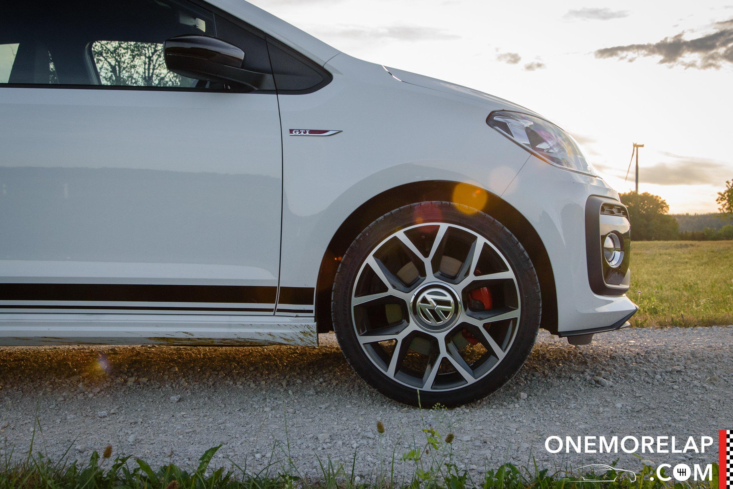 Fahrbericht: VW UP! GTI 1.0 TSI