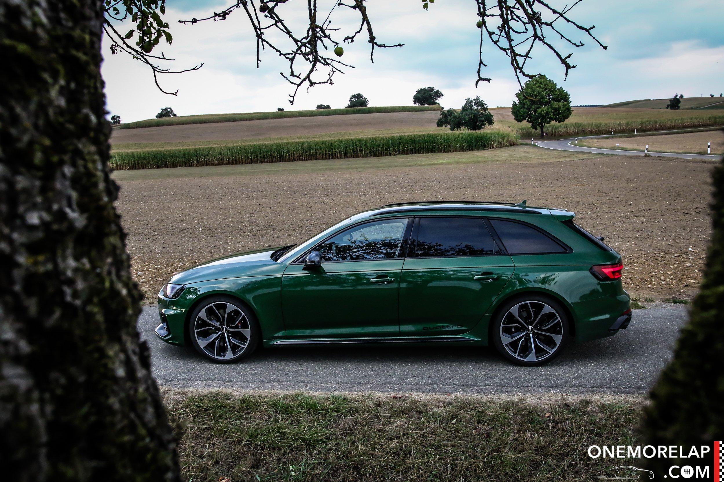 Fahrbericht: Audi RS4 (2018)