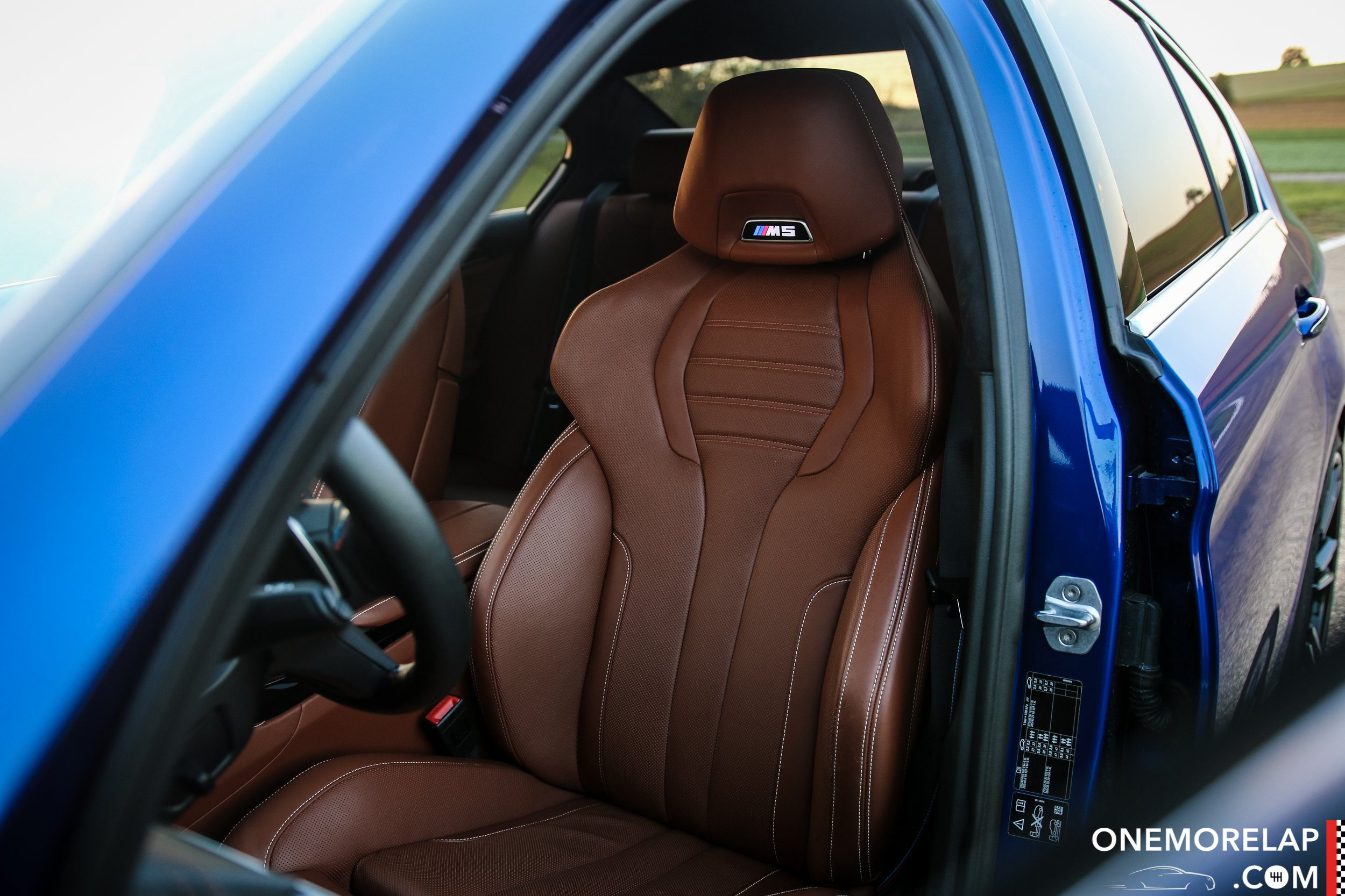 Fahrbericht: BMW M5 F90 (2018)