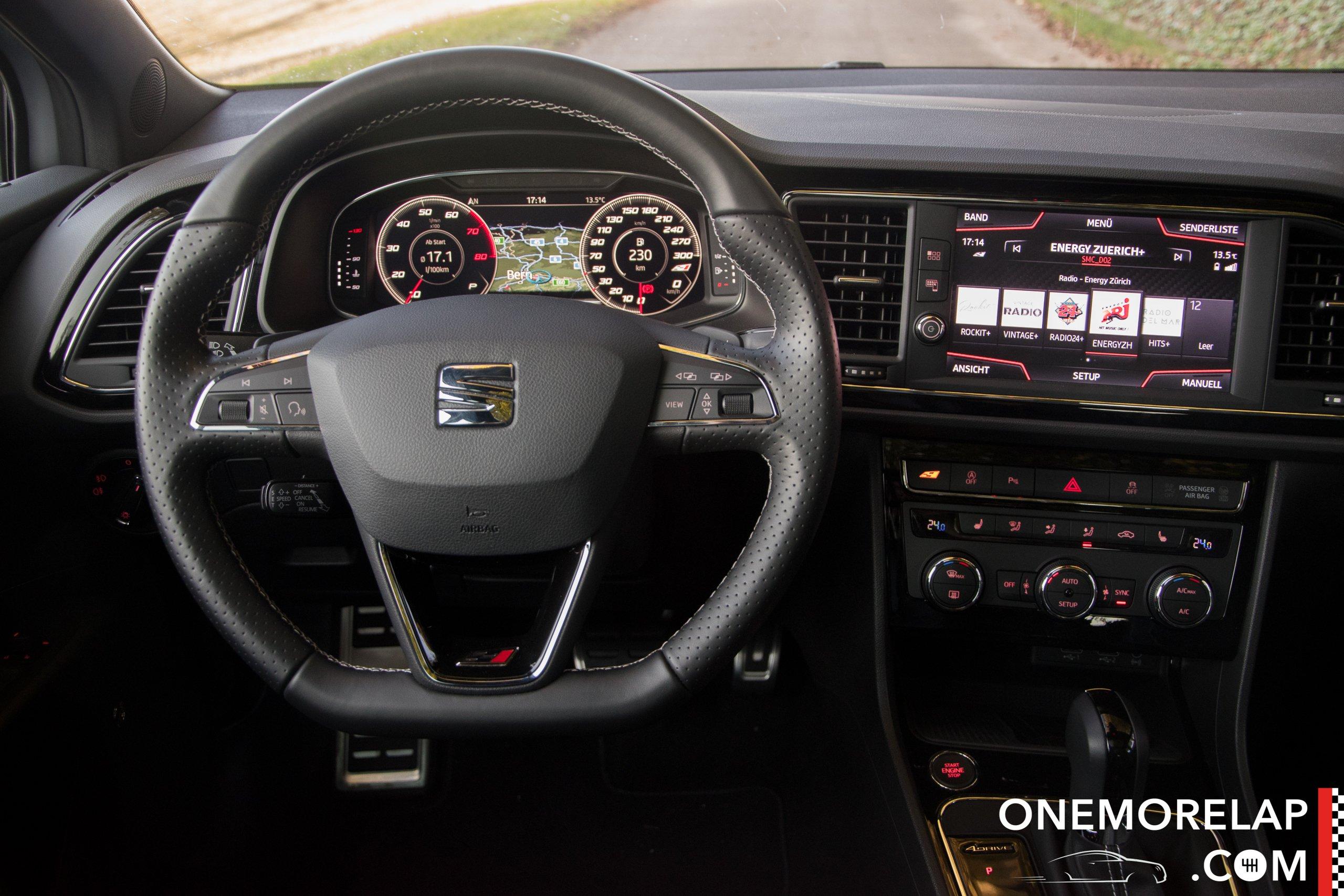 Seat Leon Cupra ST 370 by ABT