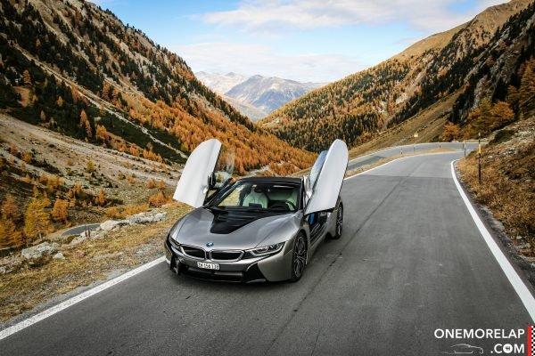 Roadtrip & Fahrbericht: BMW i8 Roadster