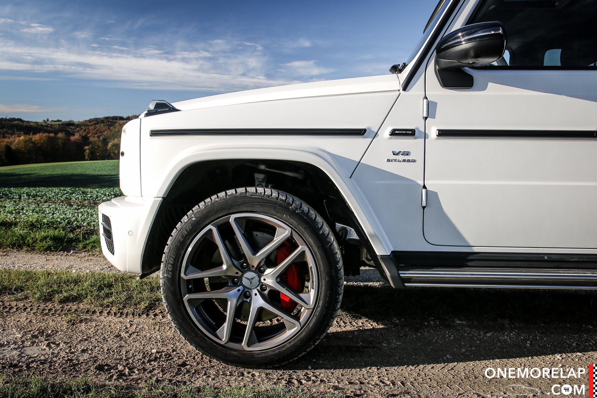Mercedes-AMG G 63 (W 463) 2018