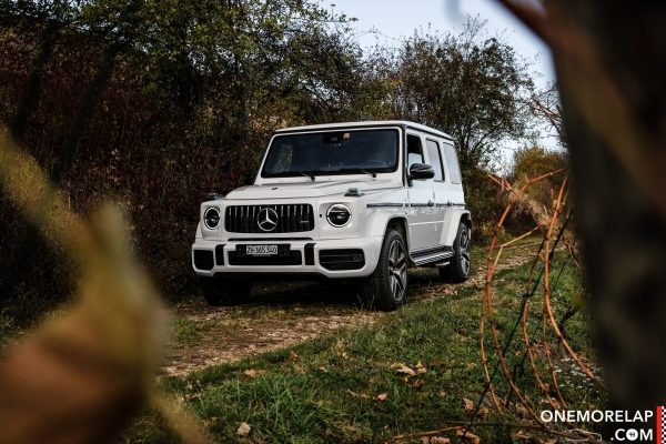 Fahrbericht: Mercedes-AMG G 63 (W 463) 2018