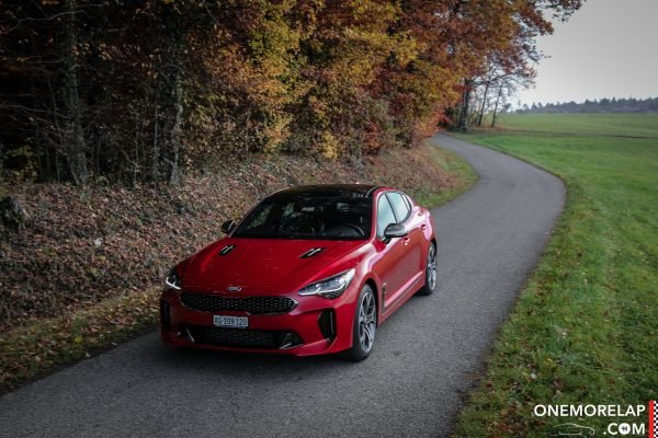 Fahrbericht: Kia Stinger GT