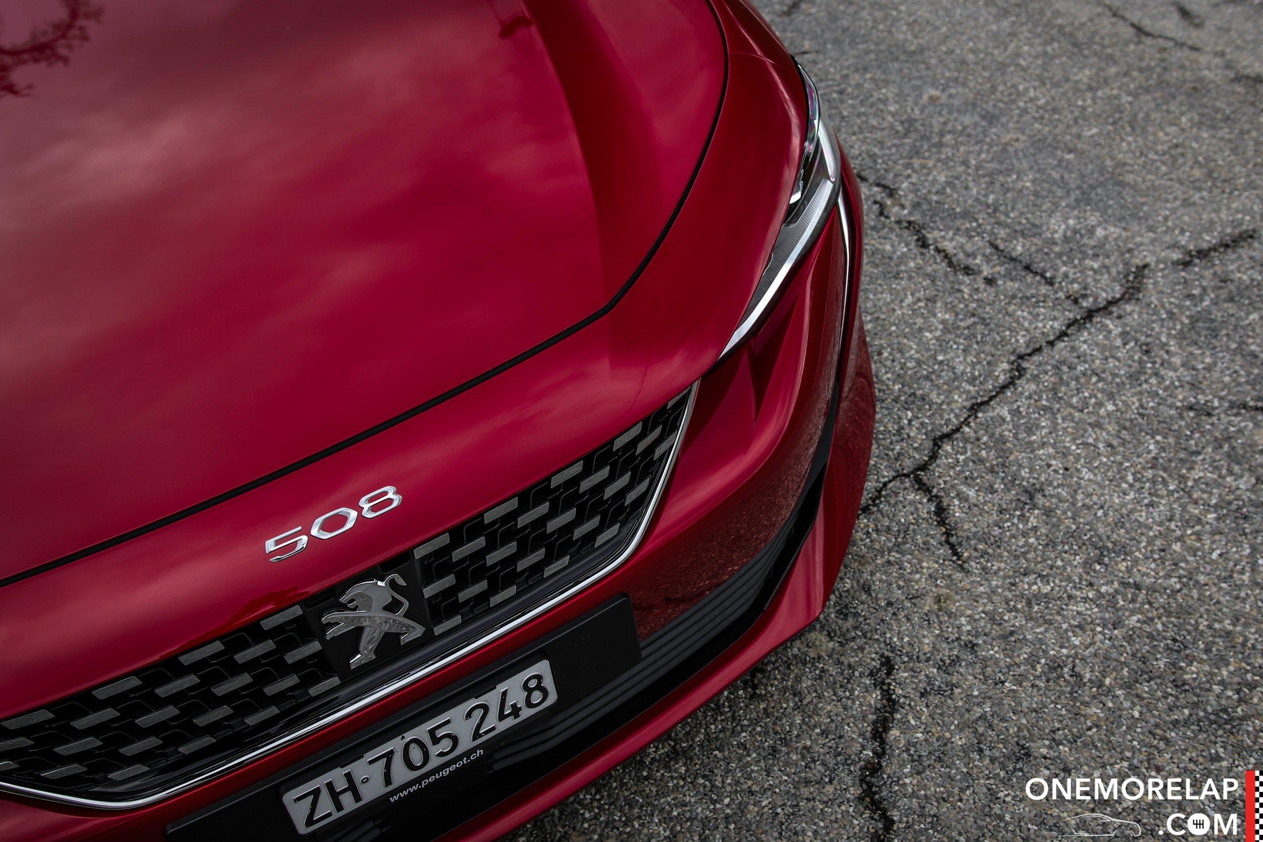 Fahrbericht: Peugeot 508 GT 1.6 PureTech 225 GT EAT8
