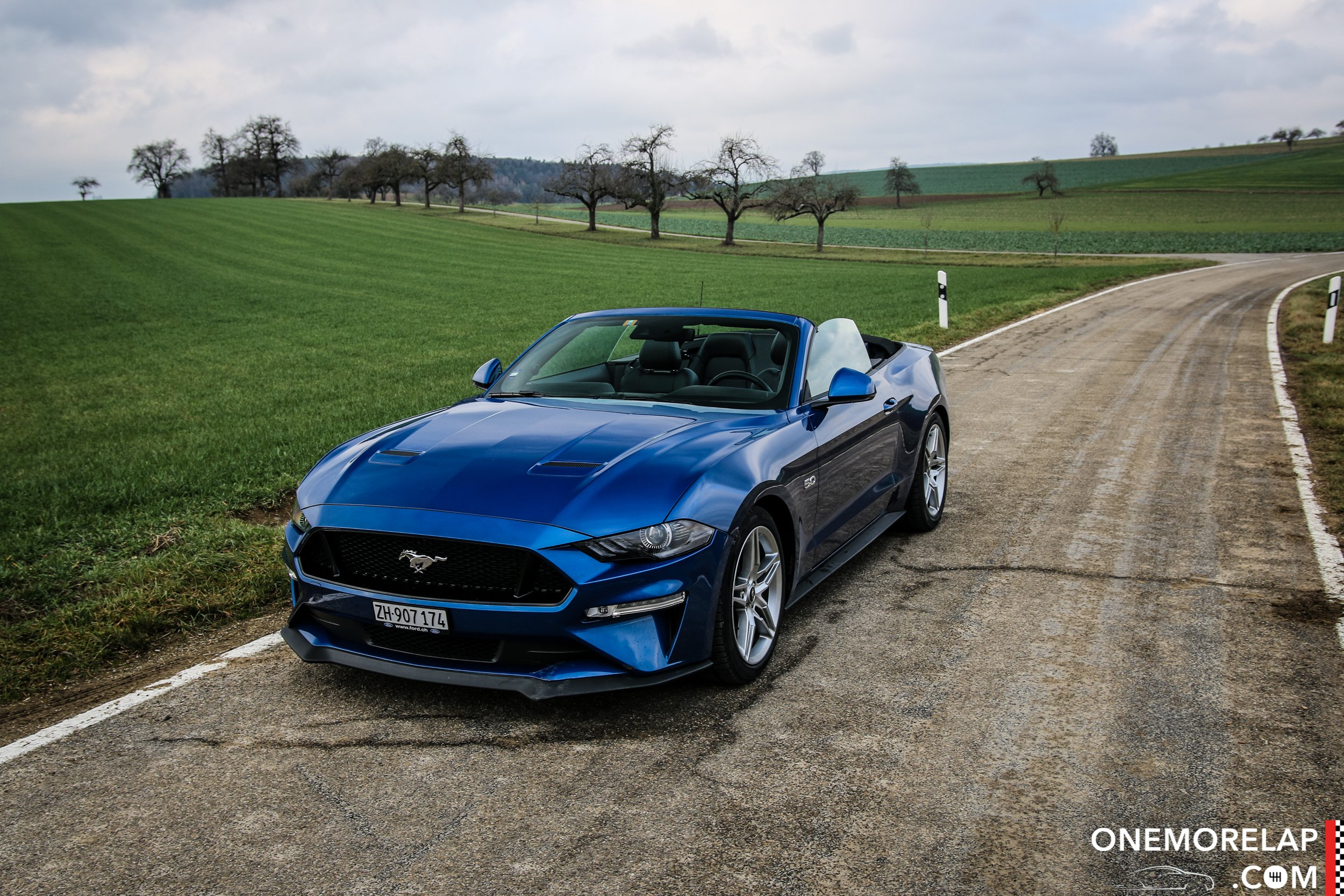 fahrbericht ford mustang gt cabrio 2018. Black Bedroom Furniture Sets. Home Design Ideas