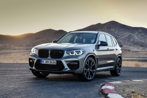 Neuvorstellung: BMW X3 M Competition F97
