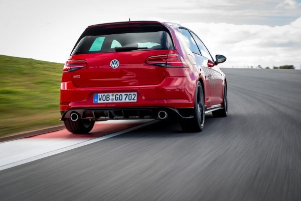 Kurztest: VW Golf GTI TCR