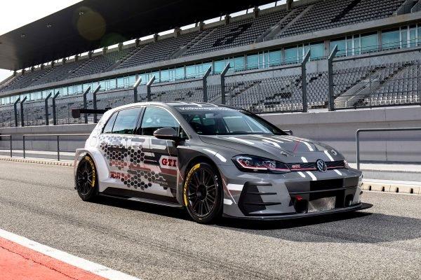 Fahrbericht: VW Golf GTI TCR Rennwagen