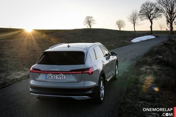 Fahrbericht: Audi e-tron 55 Quattro