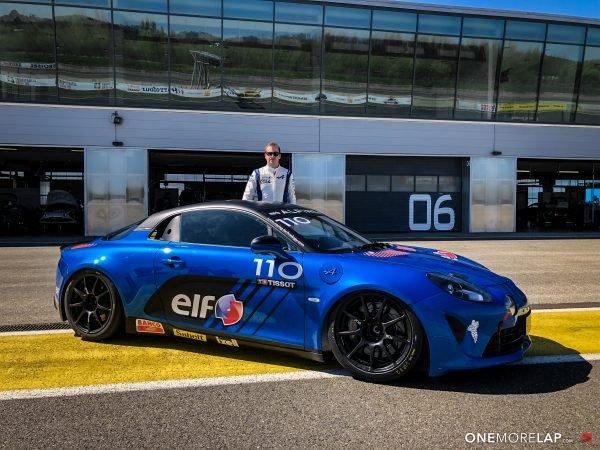 Fahrbericht: Alpine A110 Cup
