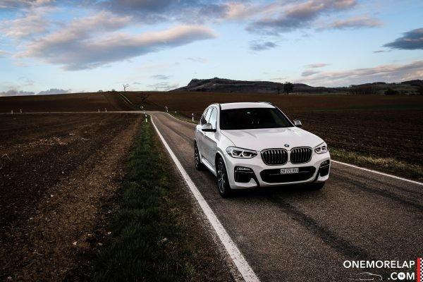 Fahrbericht: BMW X3 M40i G01 OPF