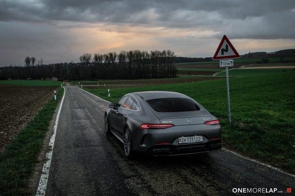Fahrbericht: Mercedes-AMG GT 63 S 4Matic+ 4-Türer