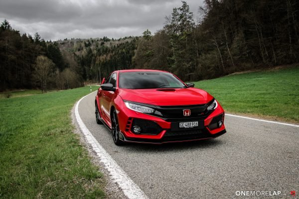 Fahrbericht: Honda Civic Type R FK8