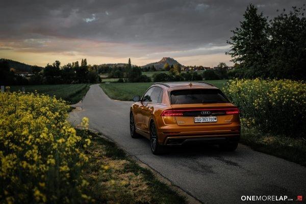 Fahrbericht: Audi Q8 50 TDI