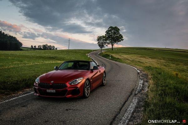 Fahrbericht: BMW Z4 M40i 2019