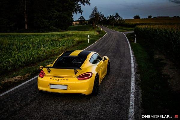 Fahrbericht: Porsche Cayman GT4 (981)