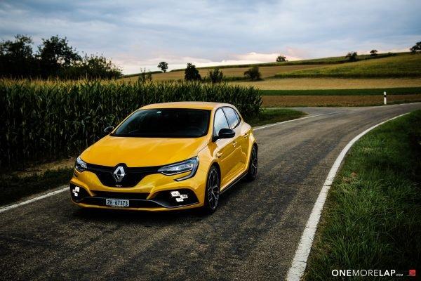 Fahrbericht: Renault Mégane R.S. Trophy 300