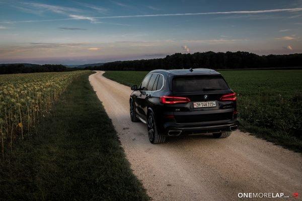 Fahrbericht: BMW X5 M50d G05
