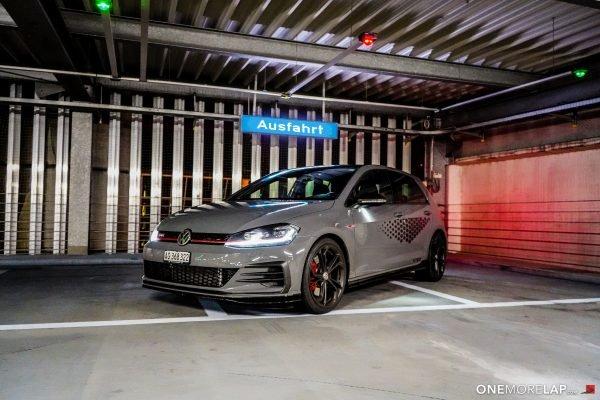 Fahrbericht: VW Golf GTI TCR