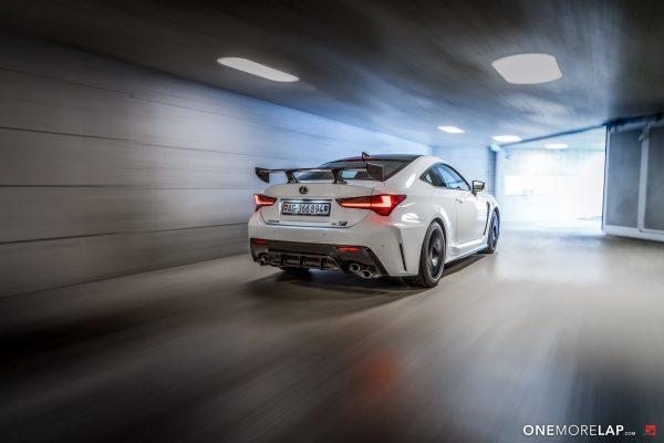Fahrbericht: Lexus RC F Track Edition