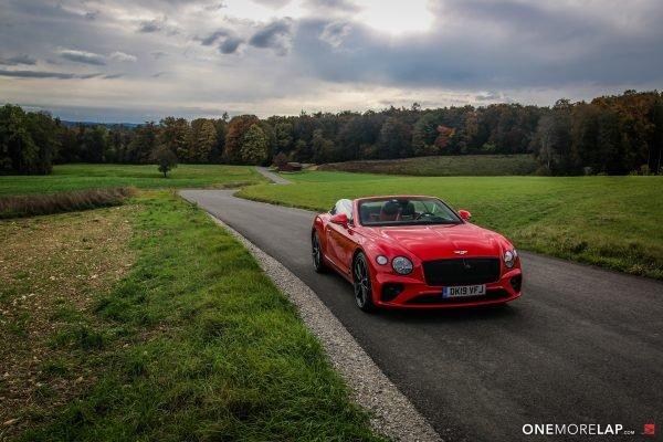 Fahrbericht: Bentley Continental GT Convertible W12