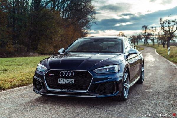Fahrbericht: Audi RS5 Sportback