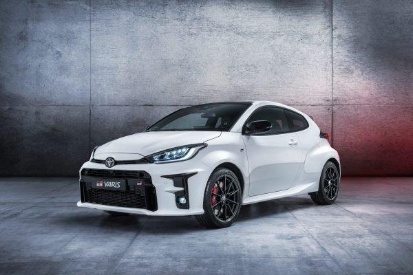 Neuvorstellung: Toyota GR Yaris
