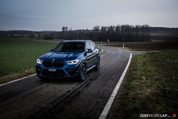Fahrbericht: BMW X3 M Competition