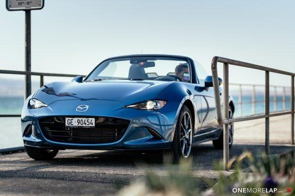 Fahrbericht: Mazda MX-5 Roadster S-G 184 MT Revolution