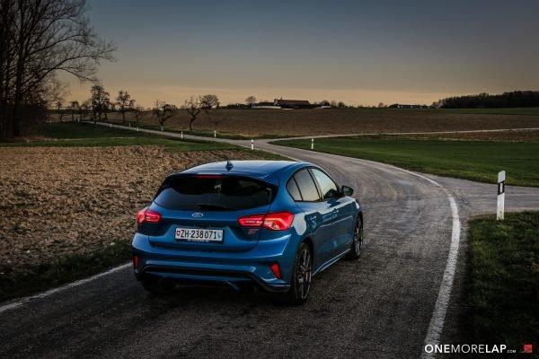 Fahrbericht: Ford Focus ST (MK4, 280 PS, 2020)